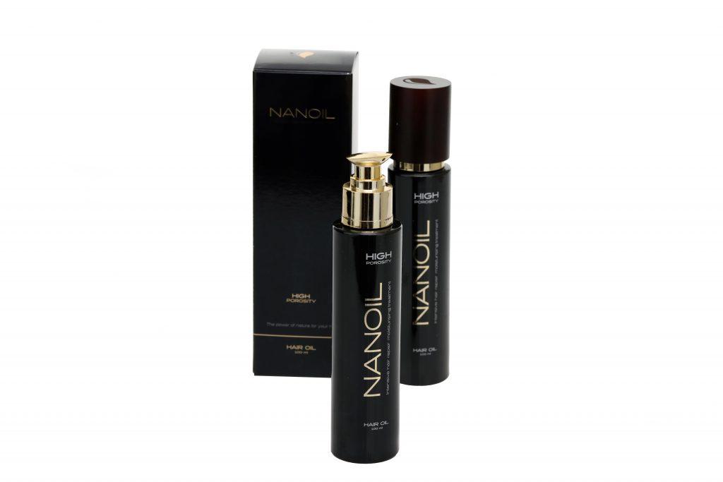 Olejki Nanoil do każdego typu włosów